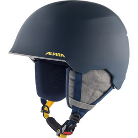 Alpina Maroi Helmet Kids ink-grey matt